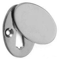 Croft Braemar Escutcheon 4561 Polished Chrome