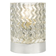 Braydon Touch Lamp Chrome