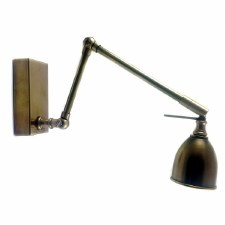 Bristol Long Spot Light Antique Brass