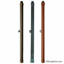 Elstead Bronze Pole/B