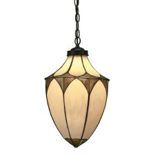 Interiors 1900 Brooklyn Tiffany Ceiling Lantern Large