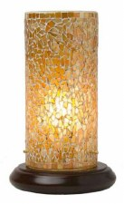 Brunswick Orange Table Lamp
