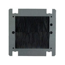 Brush Component Black 50x50mm