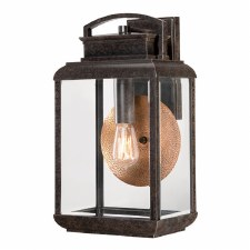 Quoizel Byron Large Wall Lantern Imperial Bronze
