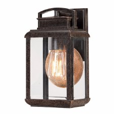 Quoizel Byron Small Wall Lantern Imperial Bronze