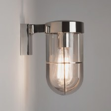 Cabin Wall Light 7560 Polished Nickel