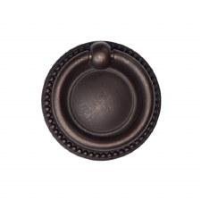 Heritage Classic Beaded Cabinet Drop Pull TK2212 Matt Bronze
