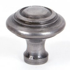 From The Anvil Cabinet Knob Natural Smooth Large No Rose