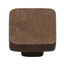 Heritage Cabinet Knob RBL3674 32mm Solid Bronze Rustic