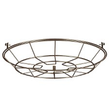 Cage for Reclamation & Metro Pendant Antique Brass