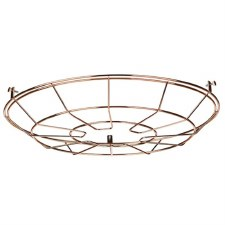 Cage for Reclamation & Metro Pendant Copper
