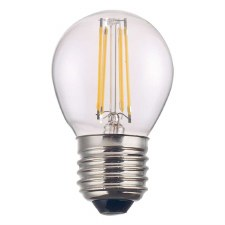 Golf Ball Bulb ES/E27 4W LED Dimmable