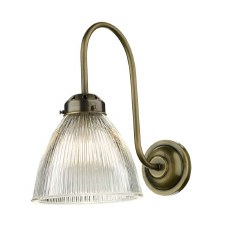 David Hunt CAM0775 Cambridge Wall Light Antique Brass