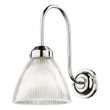 David Hunt CAM0750 Cambridge Wall Light Polished Chrome