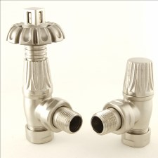 Canterbury Thermostatic Valve Antique Nickel