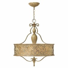 Hinkley Carabel Pendant Chandelier Brushed Champagne