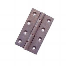 "Cast Iron Hinges 4"" Self Colour"