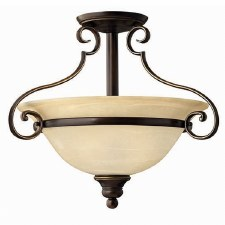 Hinkley Cello Semi Flush Ceiling Light