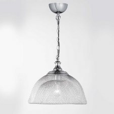 Charter Wirework Pendant Light Chrome