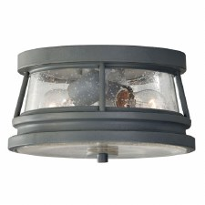 Feiss Chelsea Harbour Flush Outdoor Ceiling Light