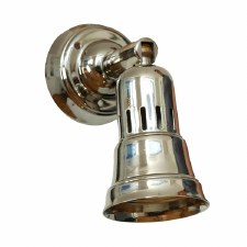 Cherry Single Spot Light Polished Nickel
