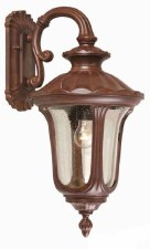 Elstead Chicago Outdoor Wall Light Lantern Medium