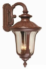 Elstead Chicago Outdoor Wall Light Lantern Large
