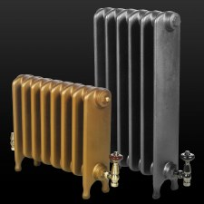The Clarendon Cast Iron Radiator