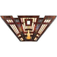 Quoizel Tiffany Classic Craftman Wall Uplighter