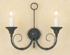 Classica Double Wall Light Black Gold