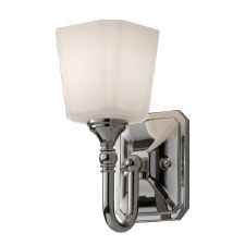 Feiss Concord Bathroom Single Wall Light Polished Chrome