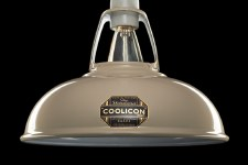 Coolicon Original 1933 Design Light Shade 23cm Latte