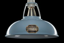 Coolicon Original 1933 Design Light Shade 23cm Sky