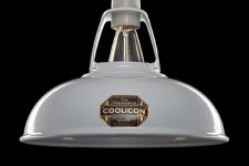 Coolicon Original 1933 Design Light Shade 23cm White