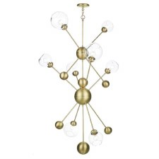 David Hunt COS0840 Cosmos 8 Light Pendant