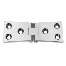 Counter-flap Hinge 218M 32mm Polished Chrome