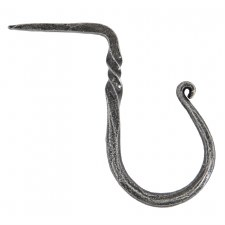 From The Anvil Cup Hook Medium Pewter