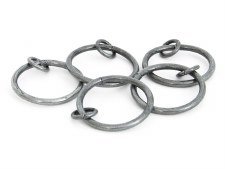 From The Anvil Curtain Ring Pewter