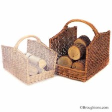 Cutcombe Wicker Basket Large