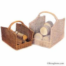 Cutcombe Wicker Basket Small