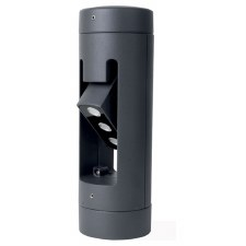 ELSTEAD Lutec Cylin Outdoor Wall LED Spotlight