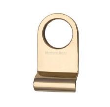 Heritage Cylinder Pull V930 Polished Brass