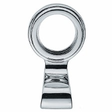 Cylinder Door Pull Yale Type Polished Chrome