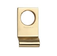 Heritage Cylinder Pull V933 Polished Brass