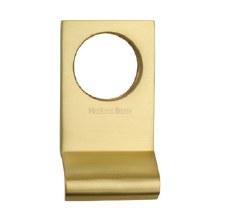 Heritage Cylinder Pull V933 Satin Brass
