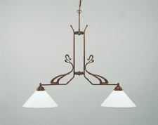 Berliner D42 Pendant Burnished Brass