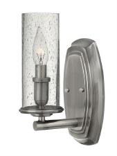 Hinkley Dakota Wall Light Antique Nickel