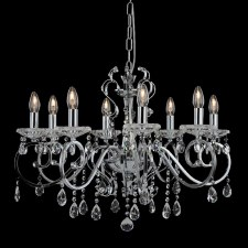 Damascus Chandelier 8 Light