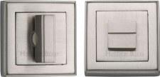 Heritage DEC7030 Bathroom Thumb Turn & Release Satin Nickel