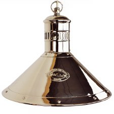 Deck Ceiling Pendant Lamp Nickel